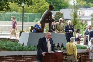 Bobby Dodd Statue Dedication