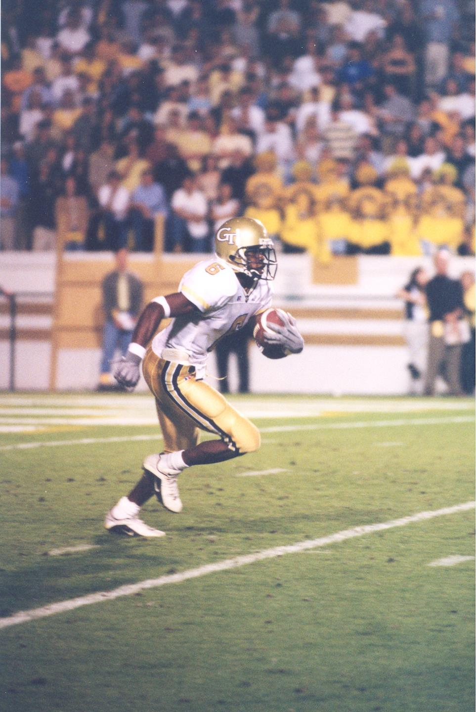 Kelly Campbell - 2013 Georgia Tech Hall of Fame class