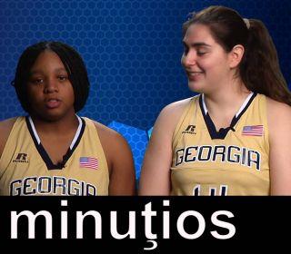 Georgia Tech Women's Basketball: Simina Avram Teaches Her Teammates Romanian