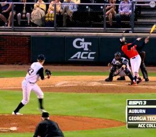 Georgia Tech Baseball Beats Auburn, 4-1