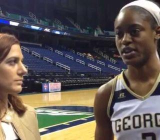 Georgia Tech Women's Basketball: Kaela Davis Named First Team All-ACC