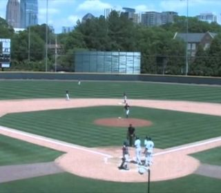 Georgia Tech Baseball Pounds Presbyterian, Sweeps Series