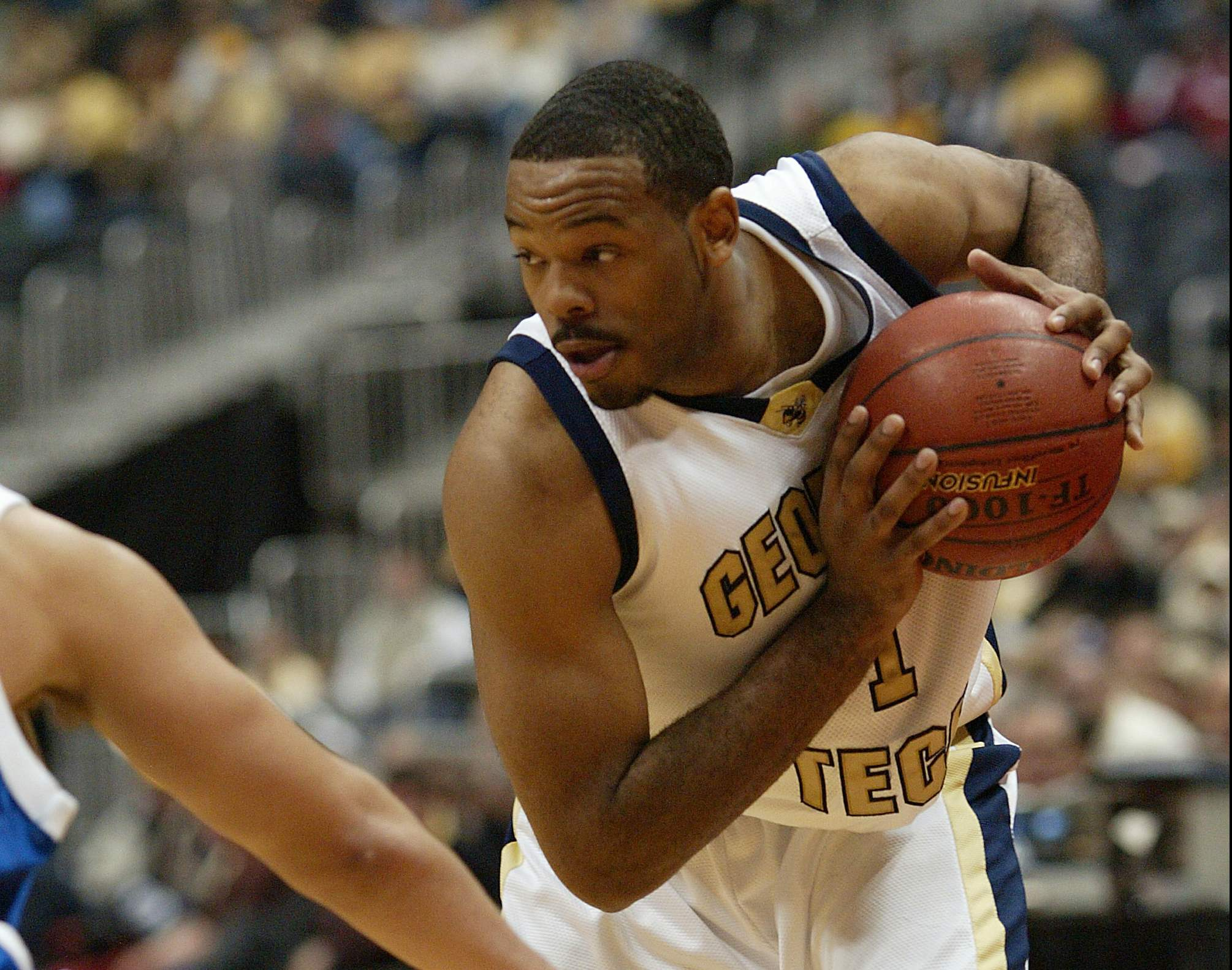 B.J. Elder - Georgia Tech basketball 2002-05