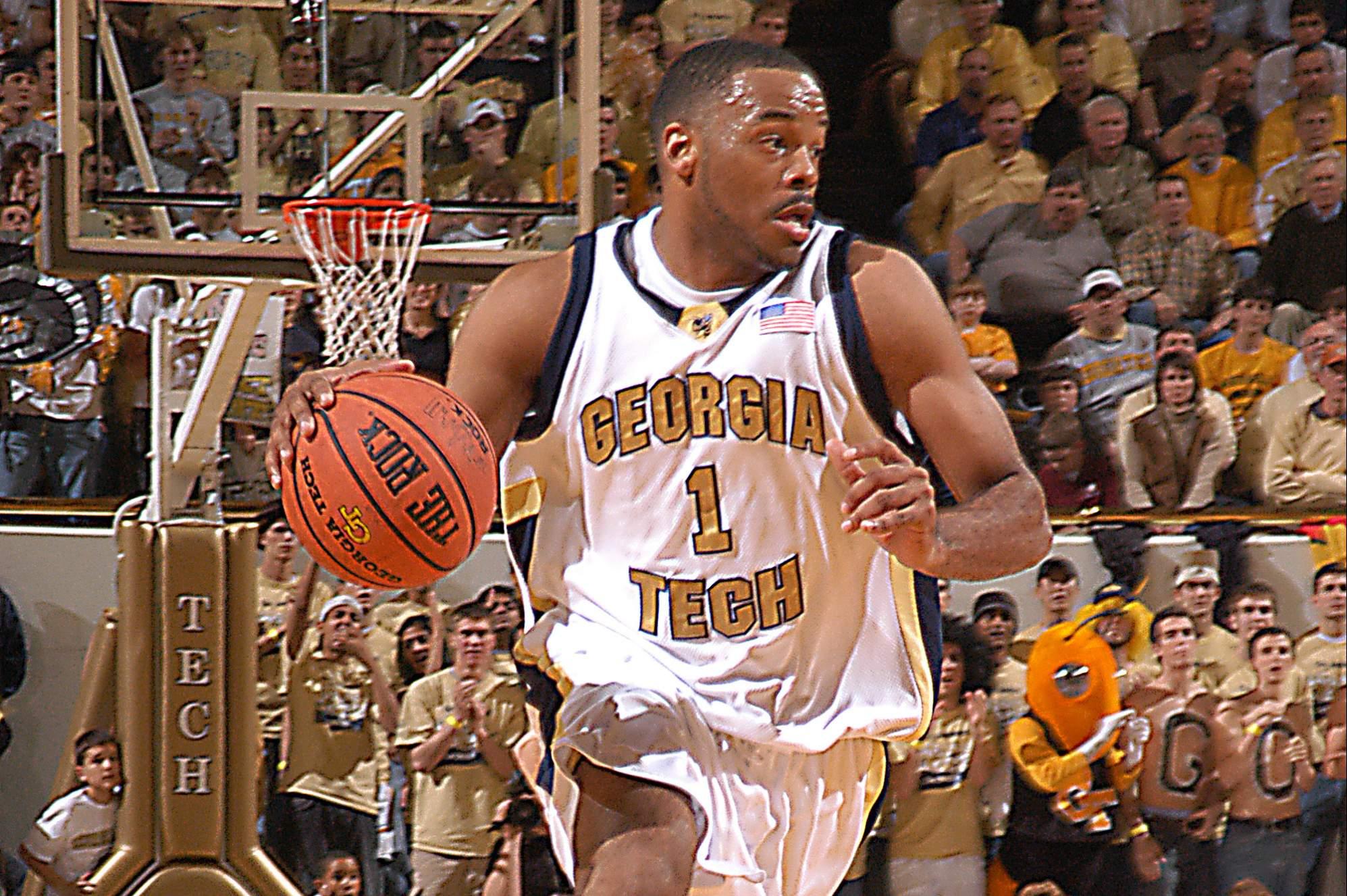 B.J. Elder - Georgia Tech basketball 2002-05