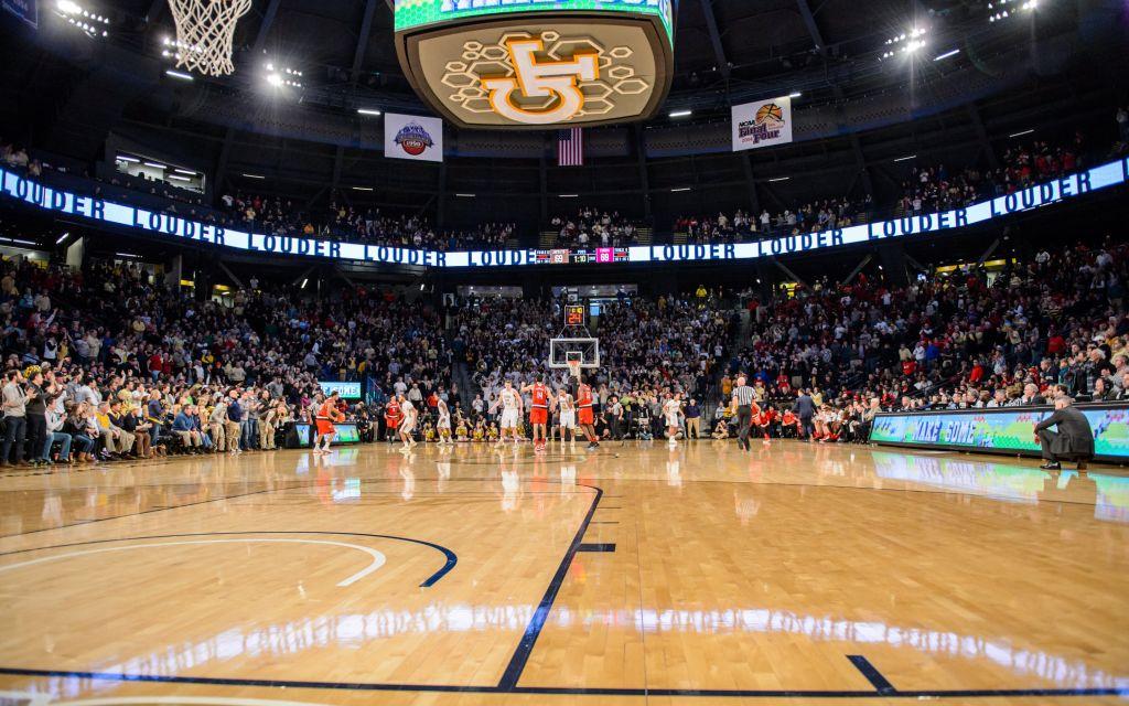 Men's Basketball vs. North Carolina