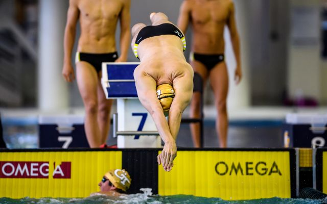 Casillas Qualifies for the Platform Finals at USA Diving Championships