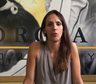 Post-Match Interview: Volleyball Falls to Pitt