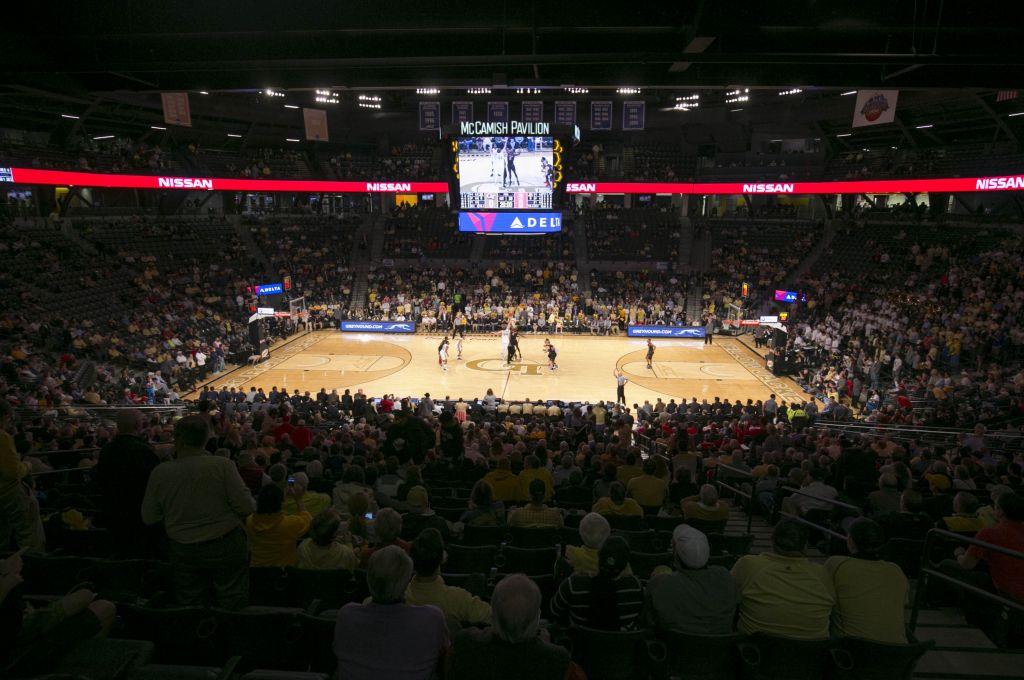 Men's Basketball vs. Virginia Tech