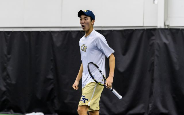 Tech Kicks Off Big Tennis Weekend with No. 24 Auburn