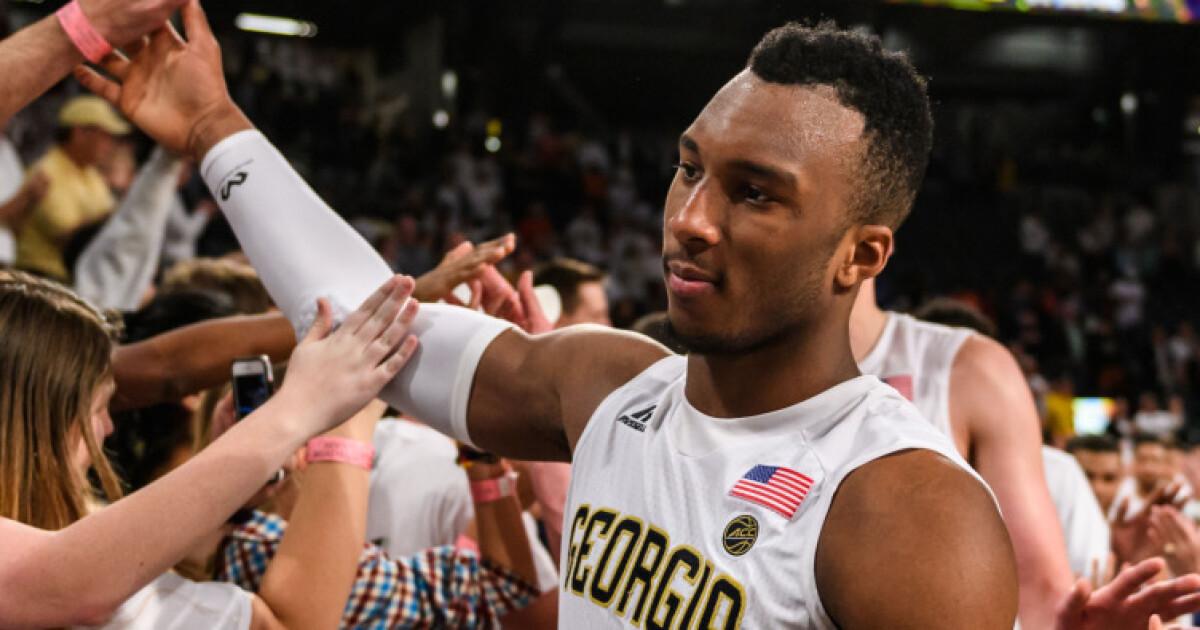 95a7f753601 Okogie Begins USA Basketball U19 Training Camp – Georgia Tech Yellow Jackets