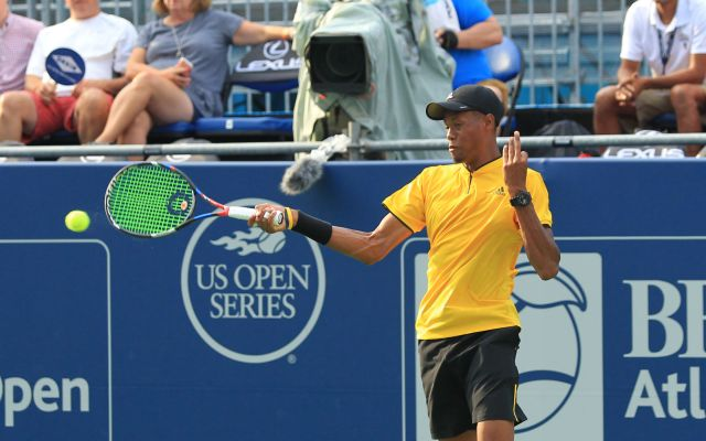 Eubanks Atlanta Open First Round vs. Taylor Fritz