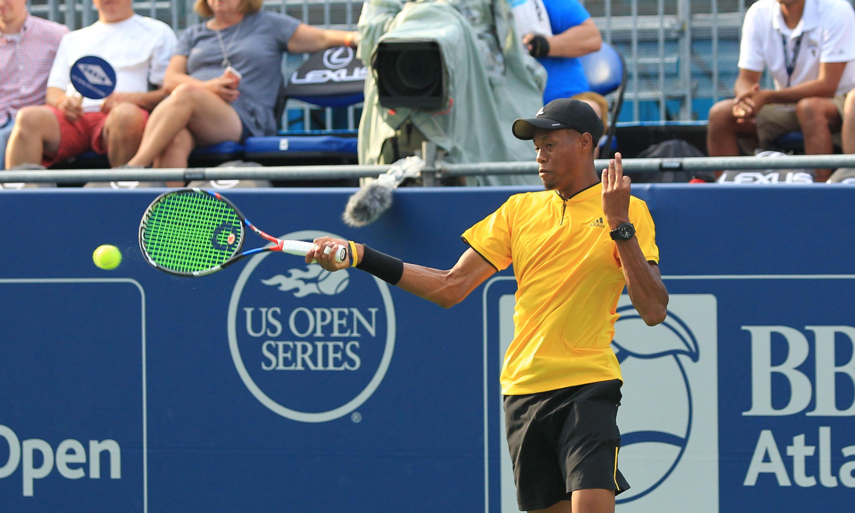 Eubanks Atlanta Open First Round vs. Taylor Fritz