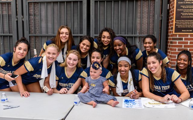 Volleyball Announces 2018 Promotional Schedule