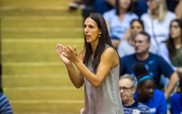 Coach  Michelle Collier