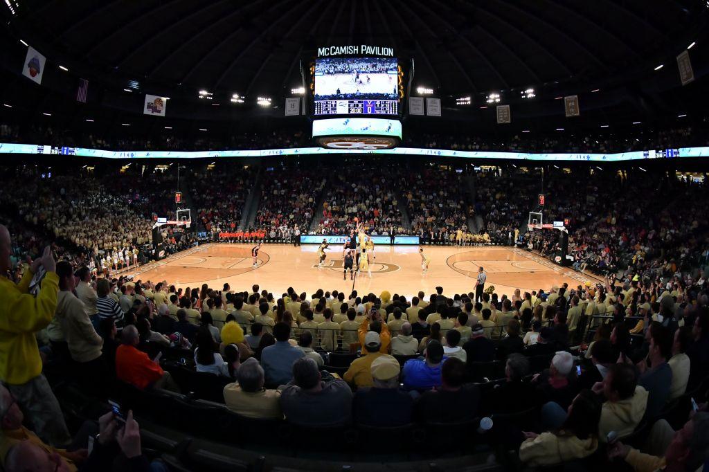 Men's Basketball vs. Georgia