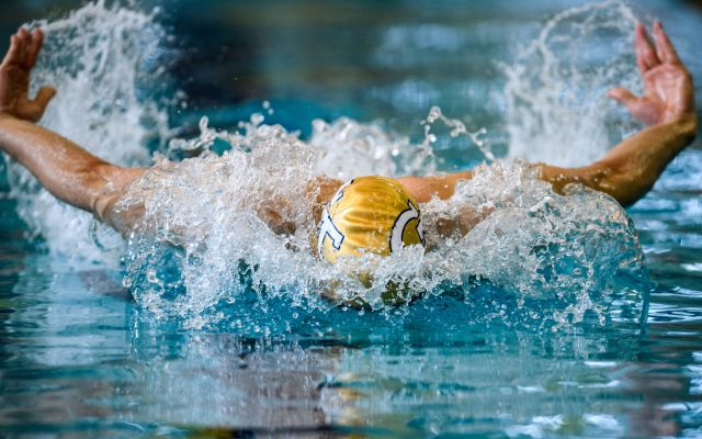 Swimming & Diving Announces 2018-19 Schedule