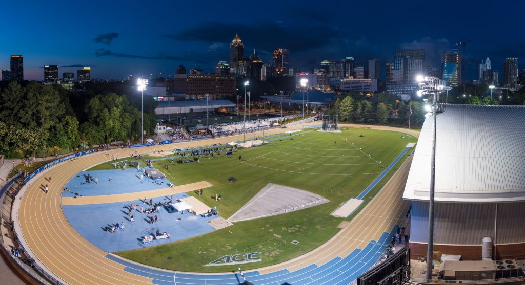 George C. Griffin Track & Field Facility