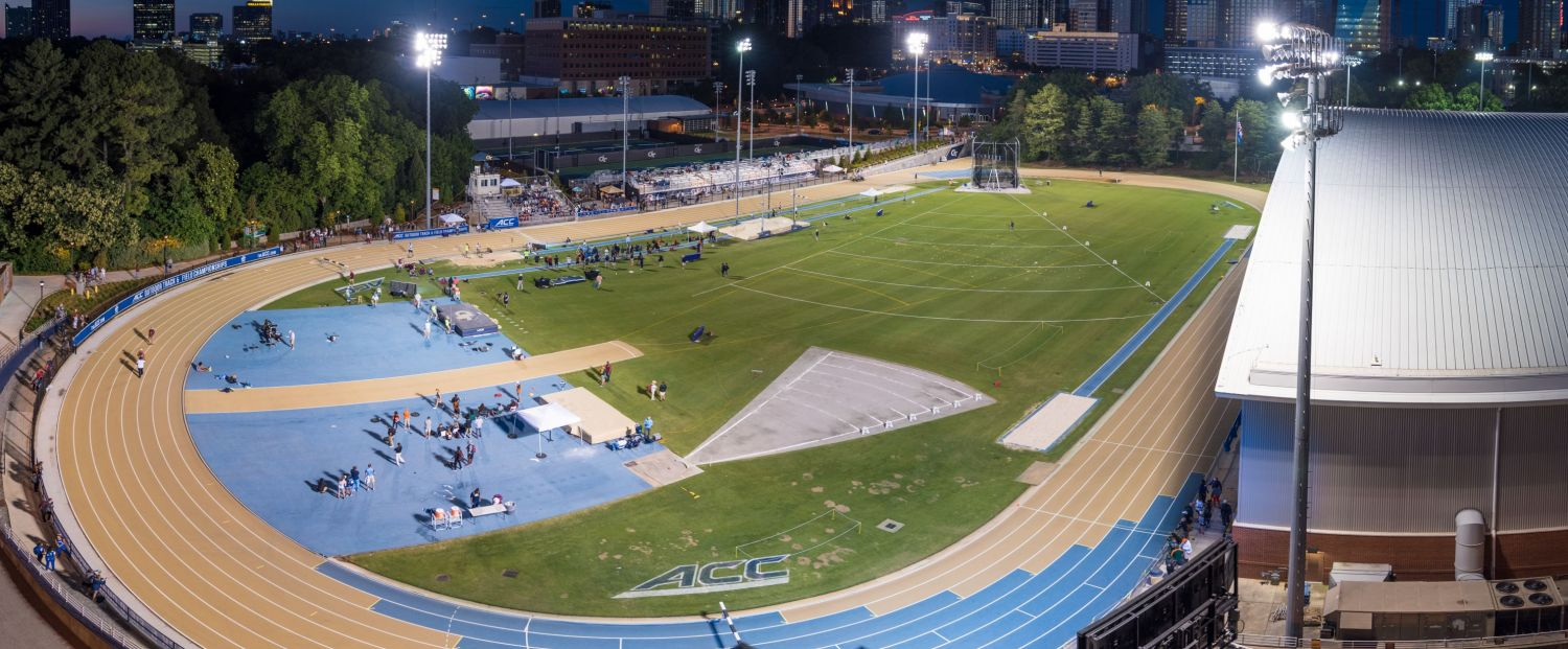 Griffin Track 2017 ACC Championships