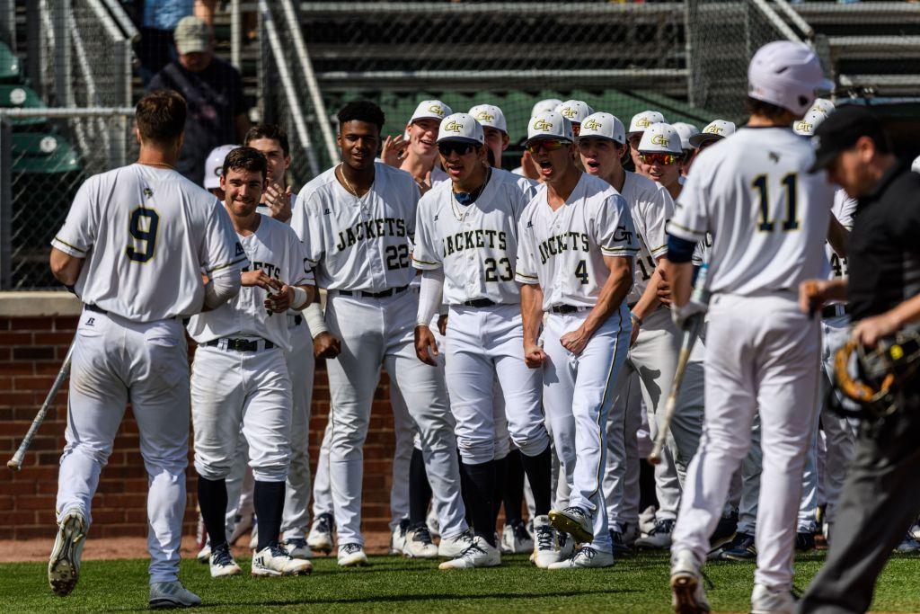 2018 Georgia Tech Baseball Season Highlights