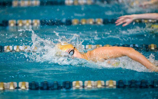 Pumputis Tabbed ACC Swimmer of the Week