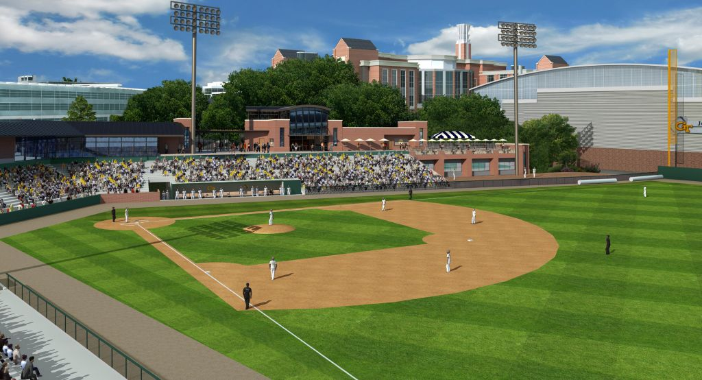Russ Chandler Stadium Renovations - Phase II