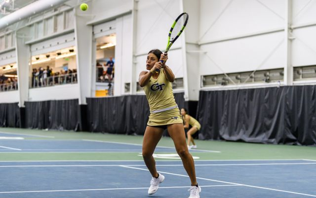 Jackets Head to Furman for Debbie Southern Fall Classic