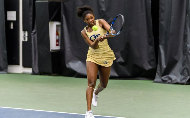 Jones, Said Victorious in ITA Southeast Regionals