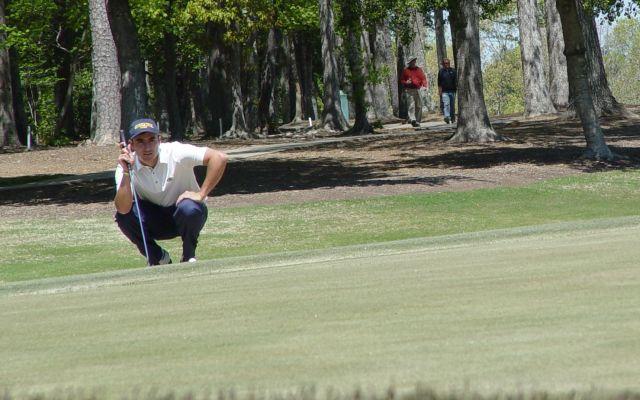 Chris Petefish Named Golf All-America Scholar