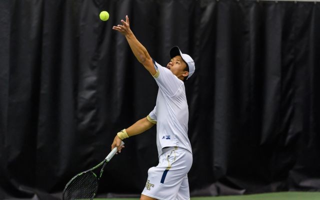Tech Opens Invitational With Seven Victories