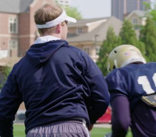 #GTSpring18: Mic'd Up with Coach Shiel Wood