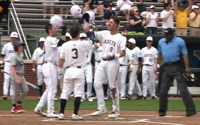 2018 Georgia Tech Baseball Season Highlights
