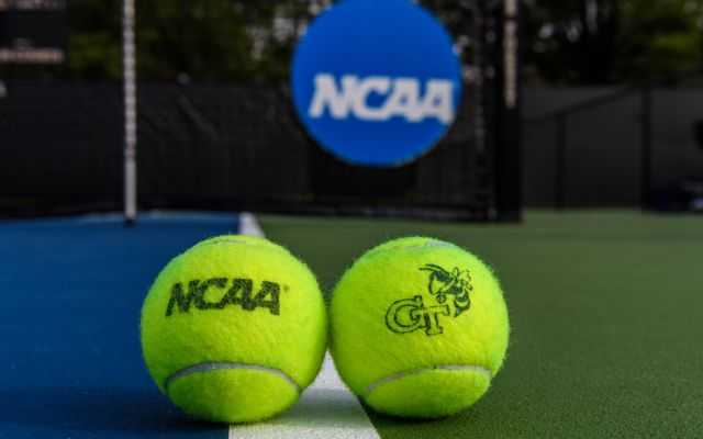 Eubanks Continues to Dominate at ITA All-Americans