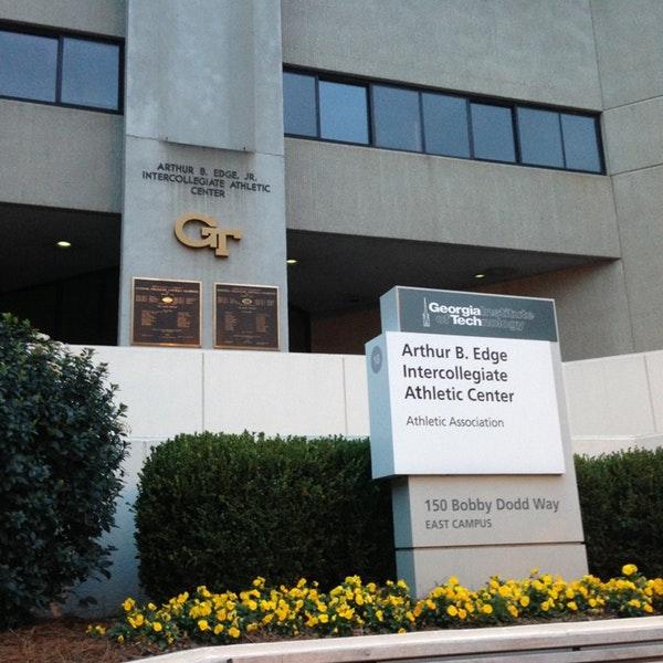 Arthur B. Edge Jr. Intercollegiate Athletics Center