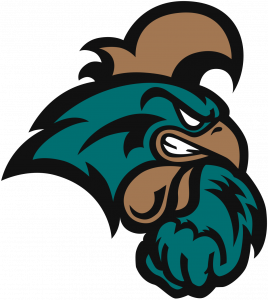 No. 4 Coastal Carolina