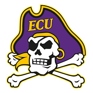 No. 3 East Carolina
