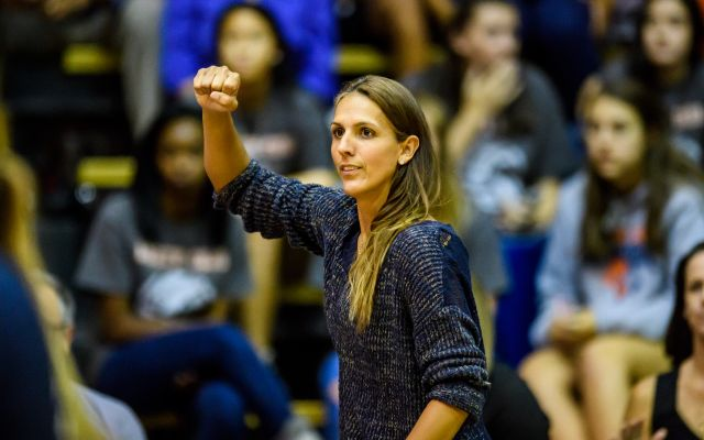Volleyball Team Adds Ulrike Stegemann for 2004 Season
