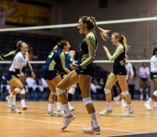 Side Out: Outside Hitters
