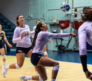 Side Out: Middle Blockers
