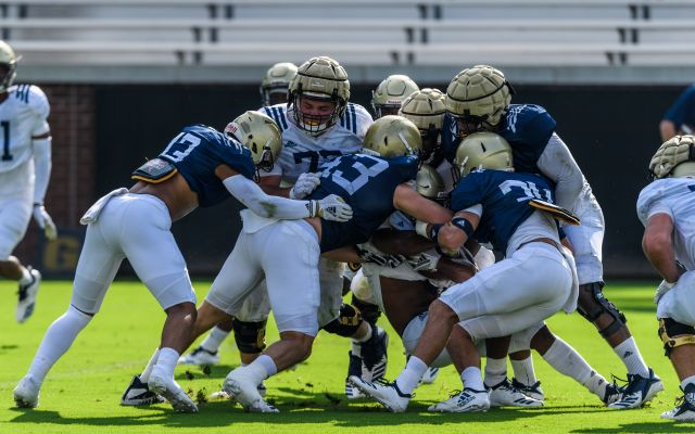 Georgia Tech Football Fan Day Set for Saturday