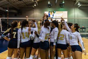 Photos: Volleyball vs. Auburn (Exhibition)
