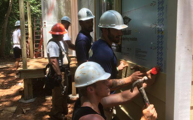 #TGW: Teams Building