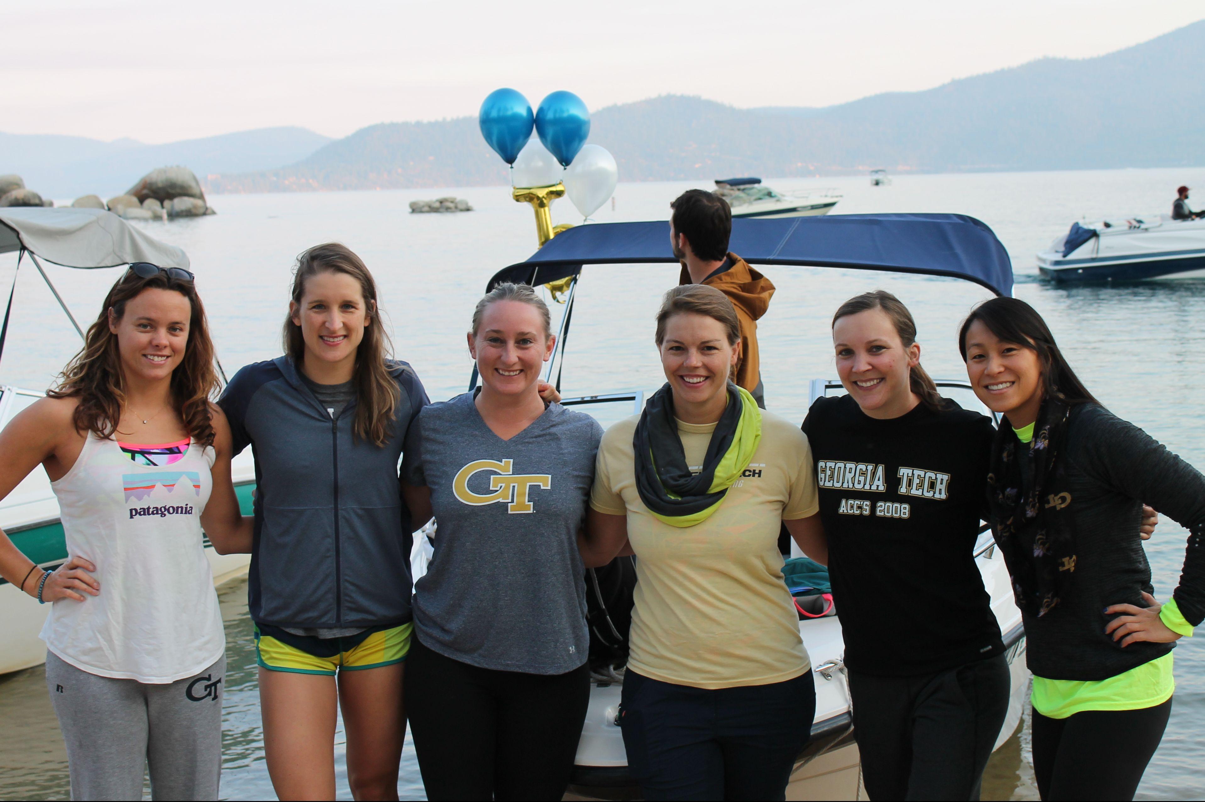 #TGW: Racing Across Waters