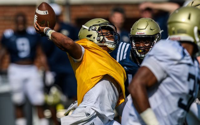 Photo Gallery: Fall Camp - Practice No. 9