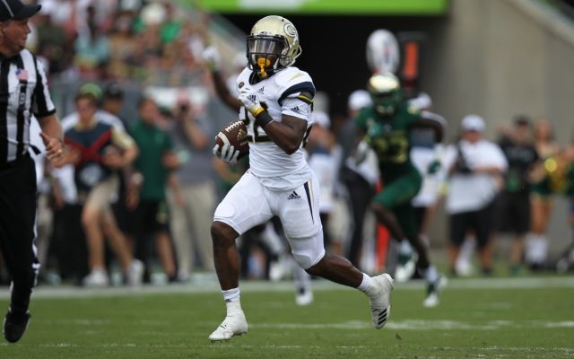Photos: Football at USF
