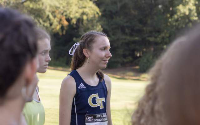 Cross Country Women Defeat Four Top-30 Teams