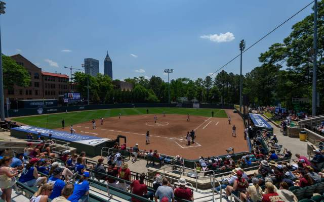 Softball to Play Georgia Military College in Panthersville on Sunday