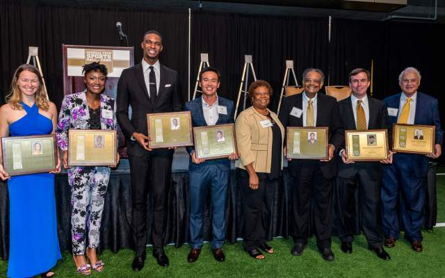 Georgia Tech Sports Hall of Fame Review