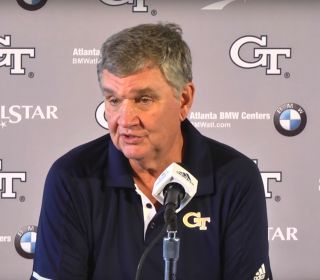 VIDEO: Paul Johnson Weekly Press Conference - Game 3 (Pitt)
