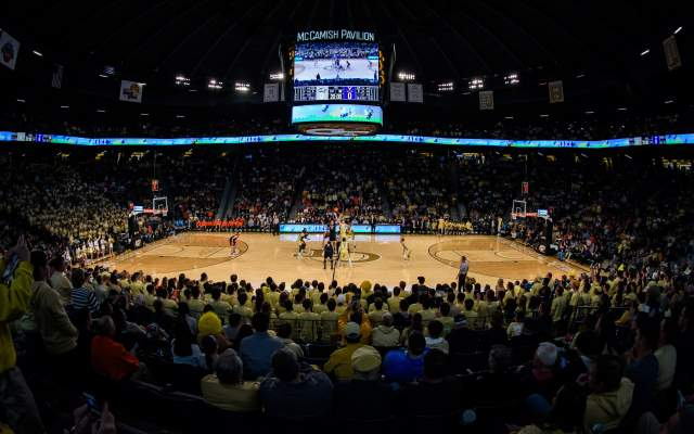 Georgia, North Carolina Games Nearing Sellout