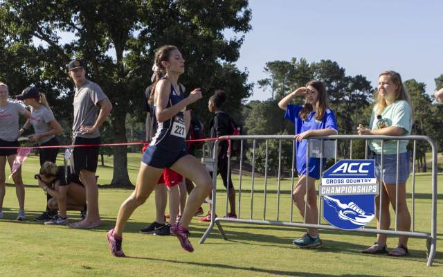 Cross Country Prepares for ACC Championships